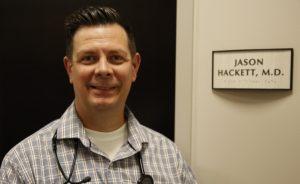 Jason Hackett, M.D.