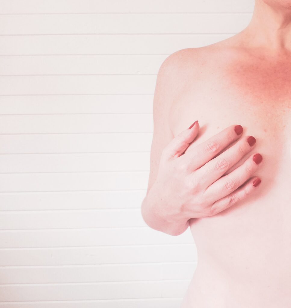 Breast lumps, breast cancer