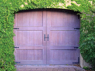 Customized Carriage House Doors