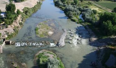 Hartland Diversion Dam
