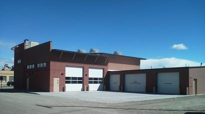 Olathe Fire Station