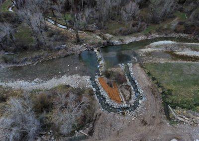 Elk Creek Fish Bypass Channel