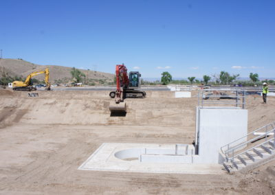 Horsethief Canyon Native Fish Facility