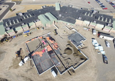 Delta Middle School Addition