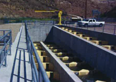 Grand Valley Diversion Dam