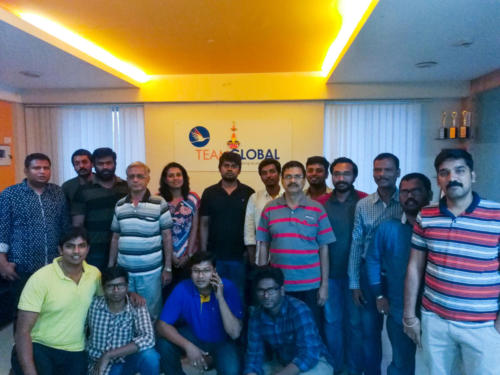 TeamGlobal - Advanced Excel Corporate Training