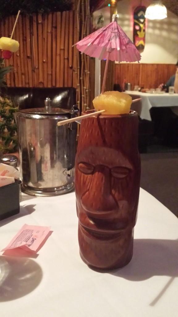 Lun Wah: a Polynesian Party!