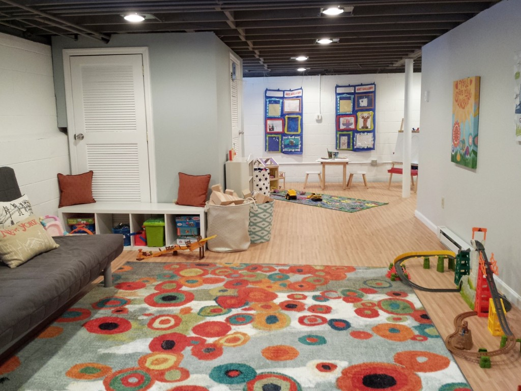 Welcome to Our Basement Renovation: The Reveal!