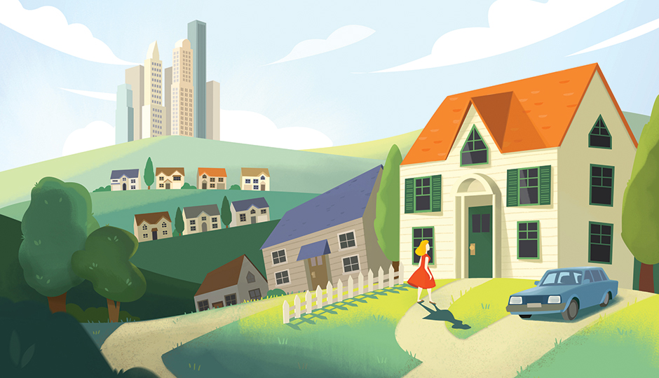 Considering a move from City to Suburbs? Consider this…