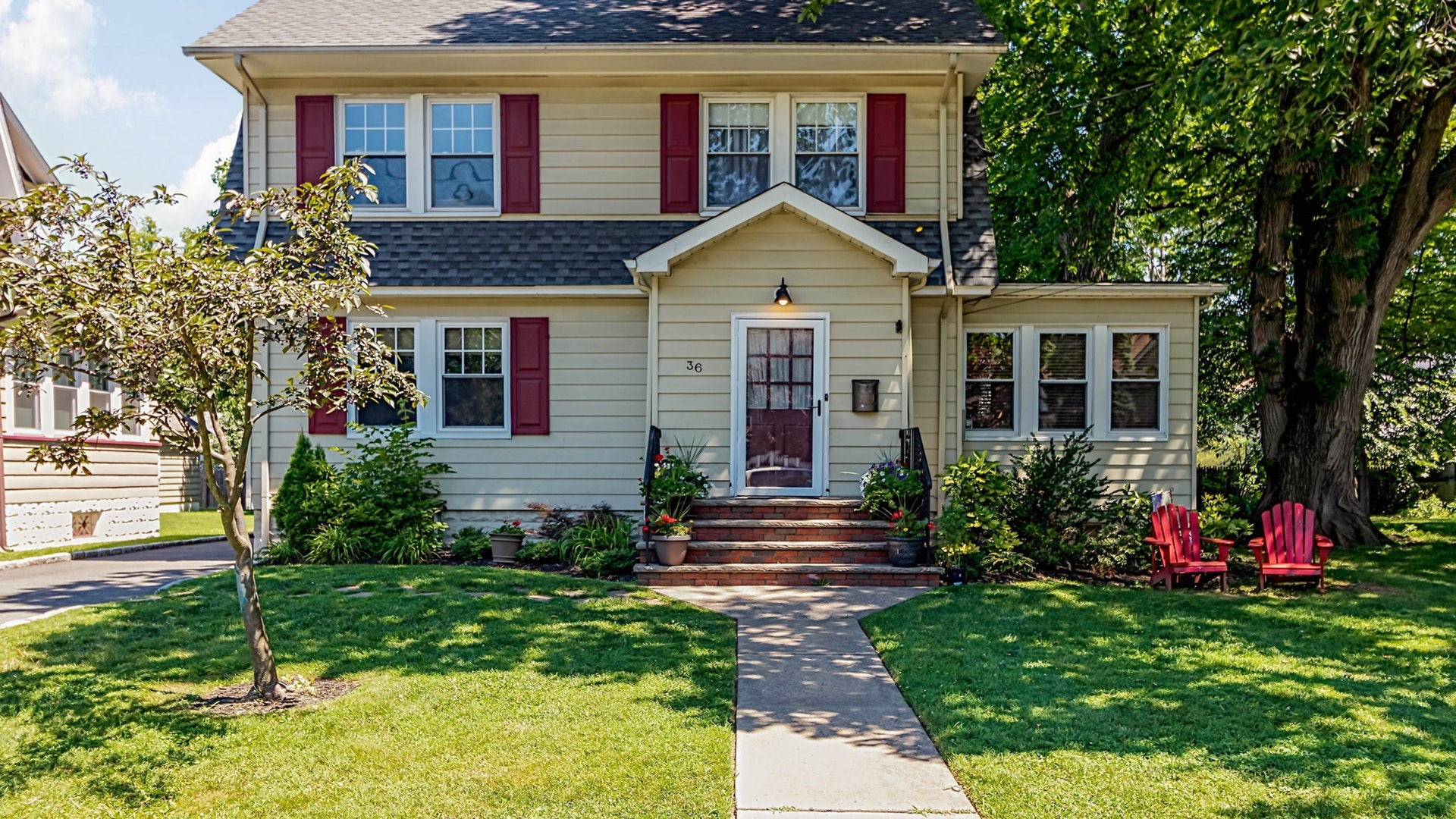 36 Beech Street, Cranford <br /> Sold $575,000