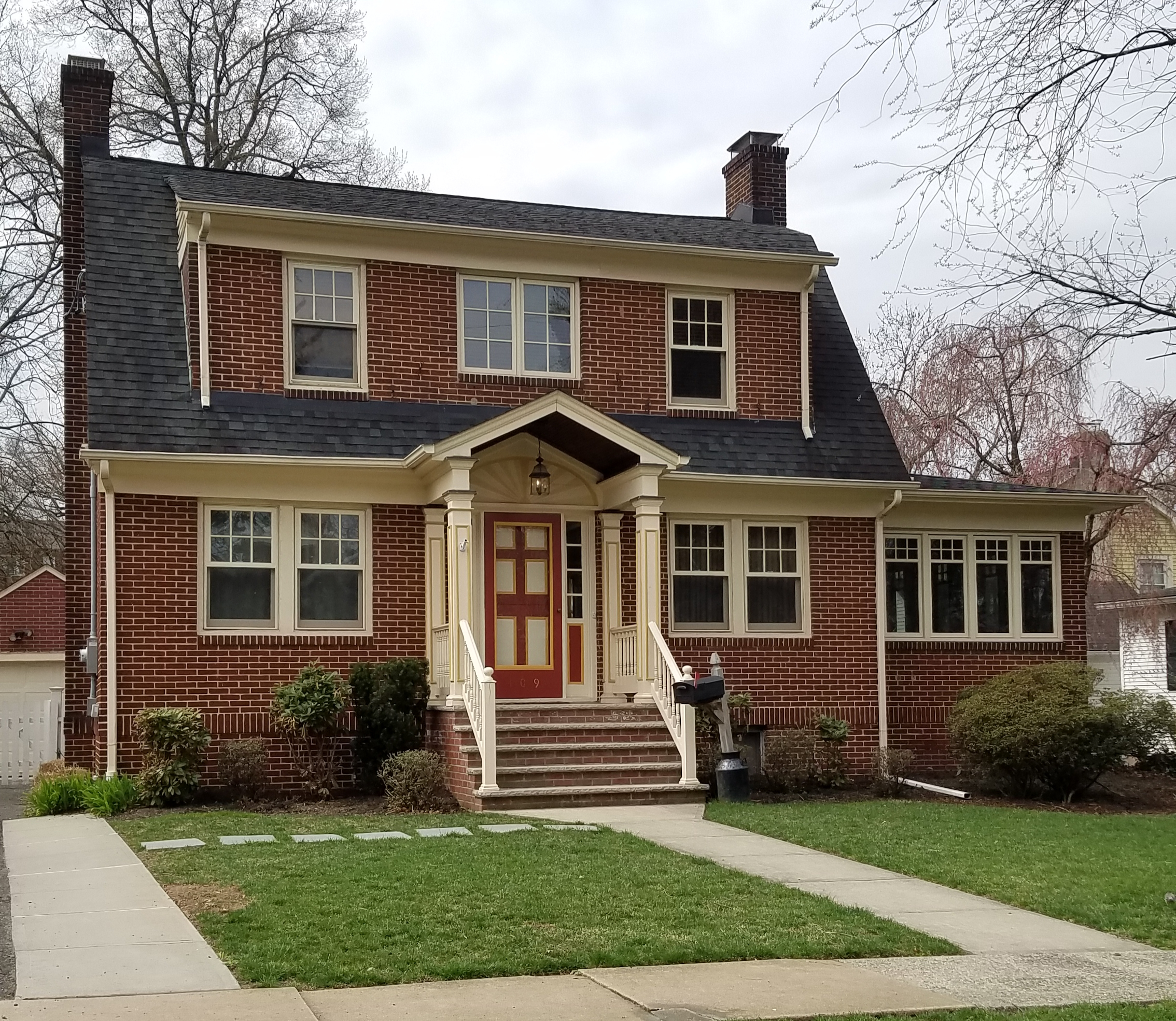 109 Maple Place, Cranford <br /> Sold $600,000