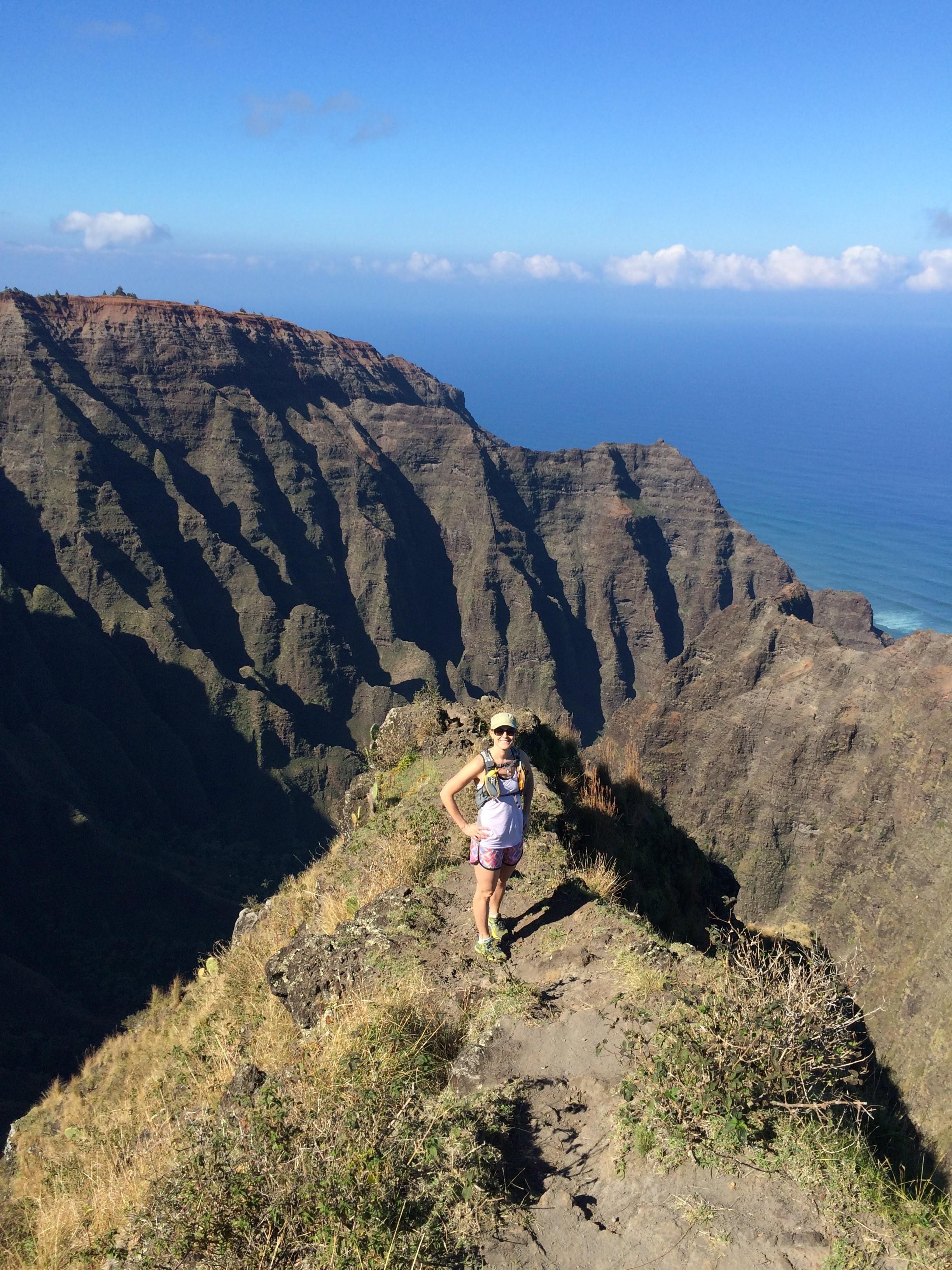 Kauai Trail Running