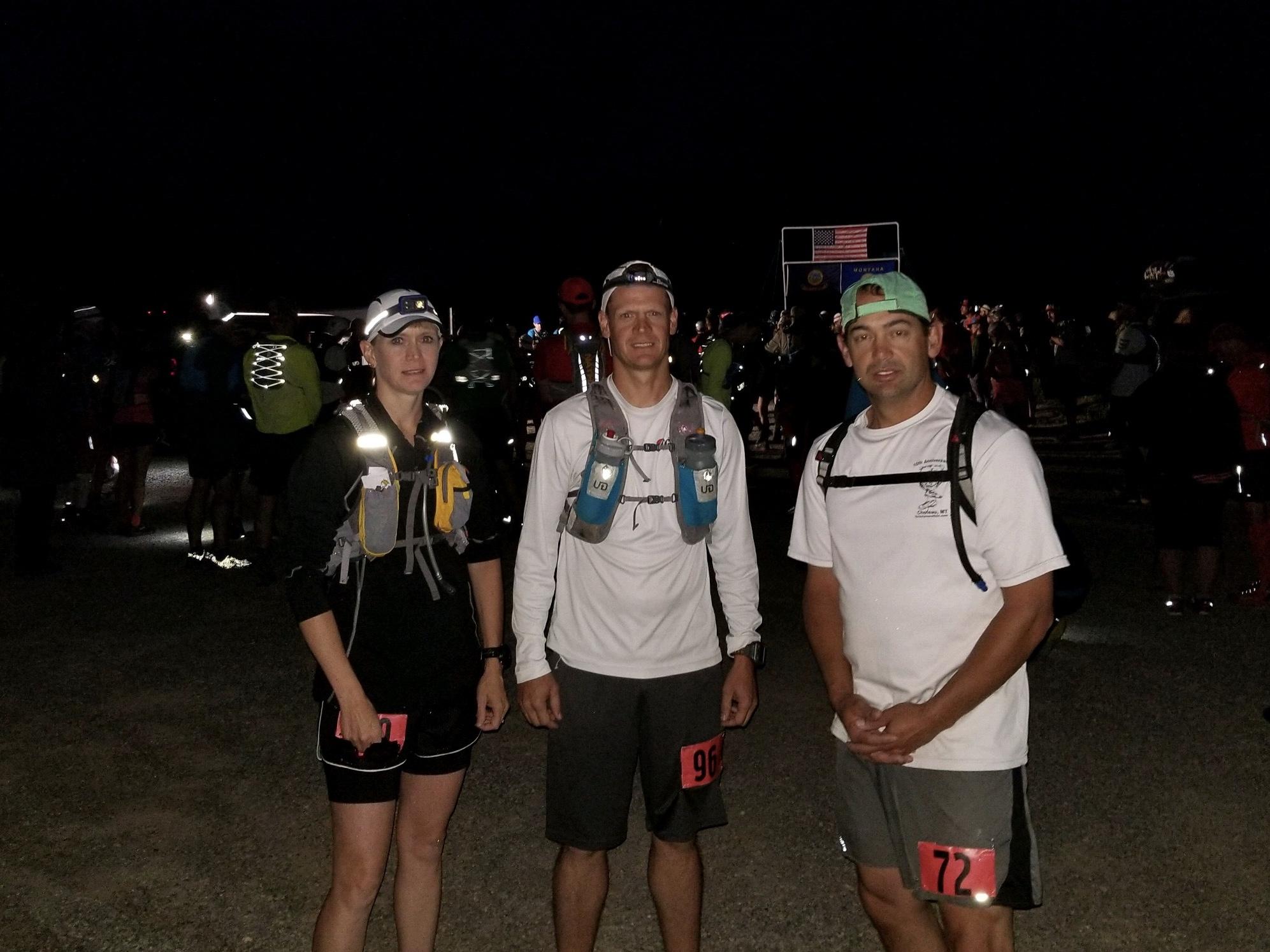 Beaverhead 100k start