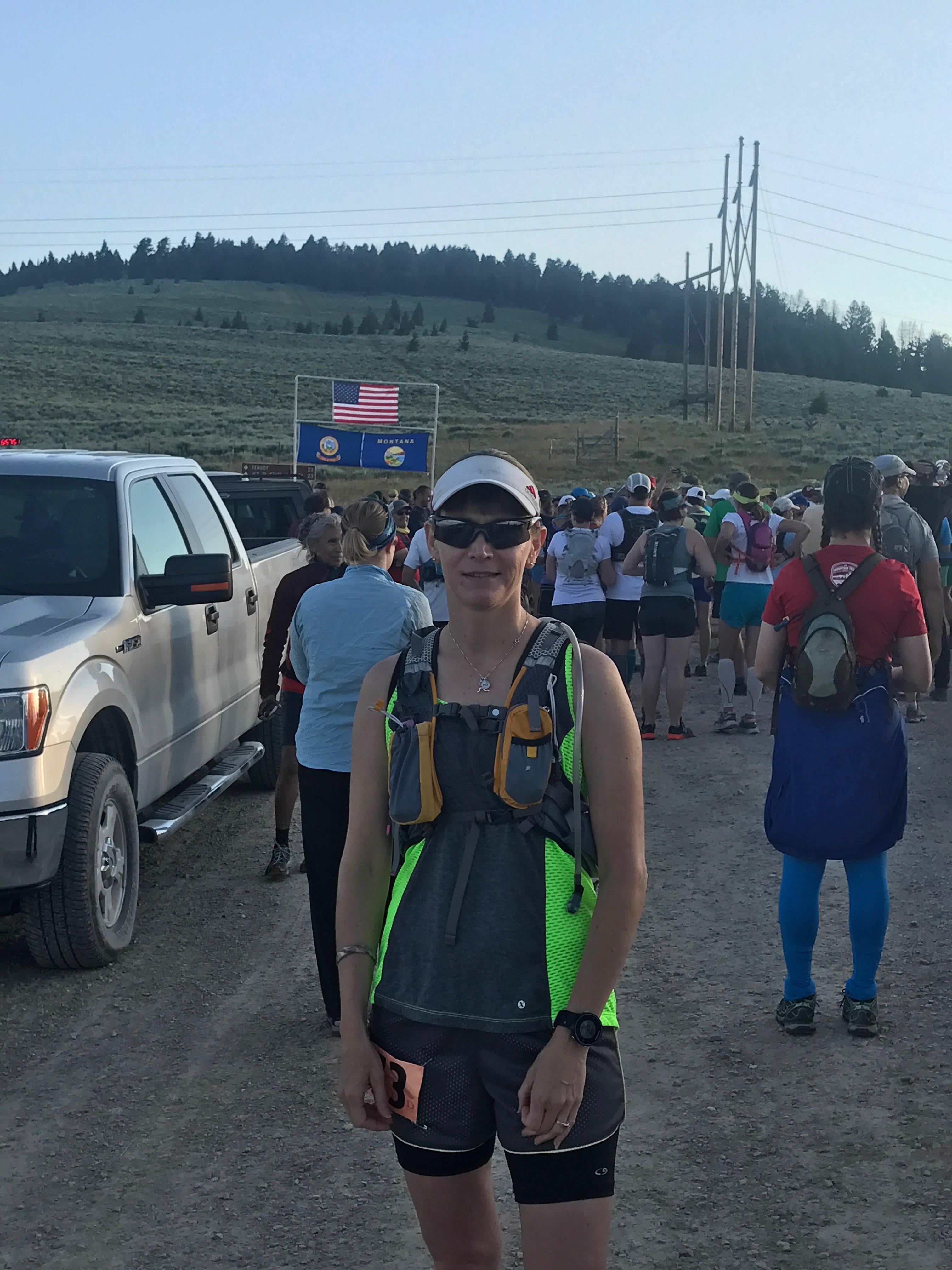 Beaverhead 55k start