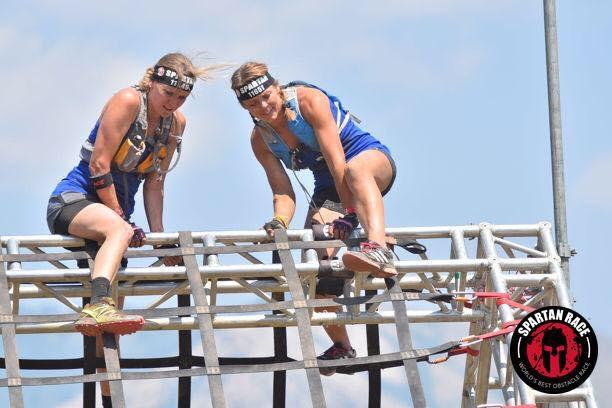 Spartan Race in Utah