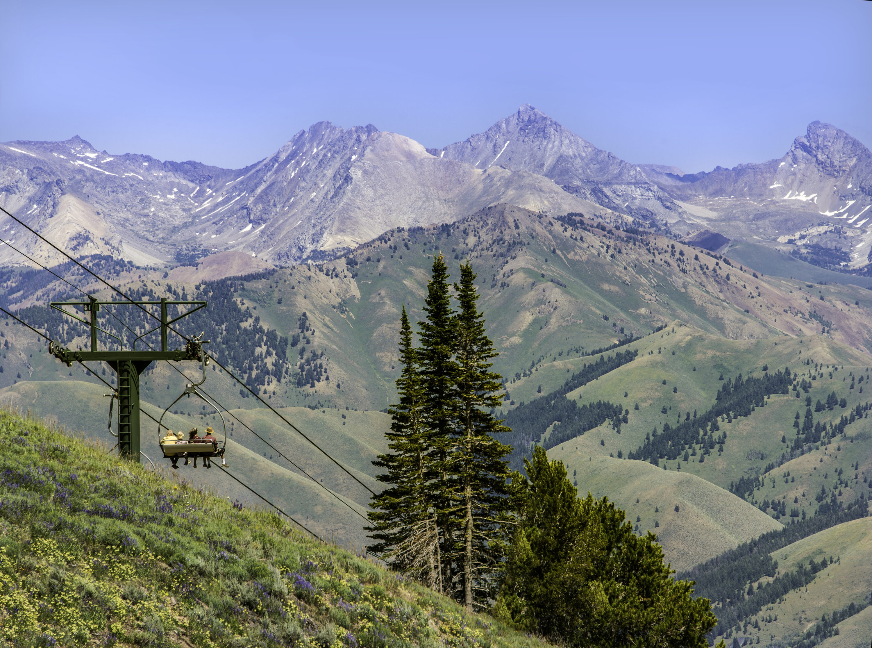 SunValley_Pioneer Mtns