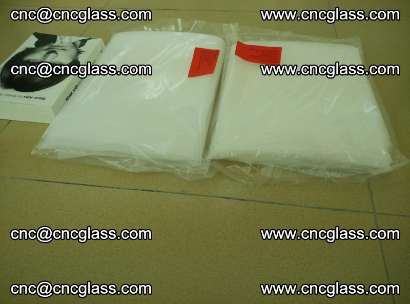 EVA glass laminating interlayer film, arctic snow white (10)