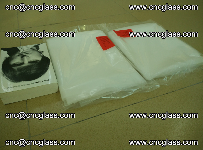 EVA glass laminating interlayer film, arctic snow white (21)