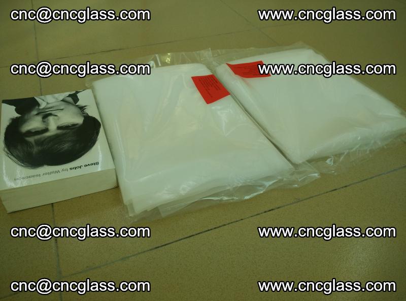 EVA glass laminating interlayer film, arctic snow white (22)