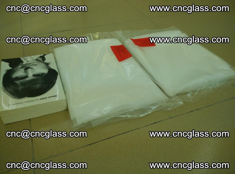 EVA glass laminating interlayer film, arctic snow white (24)