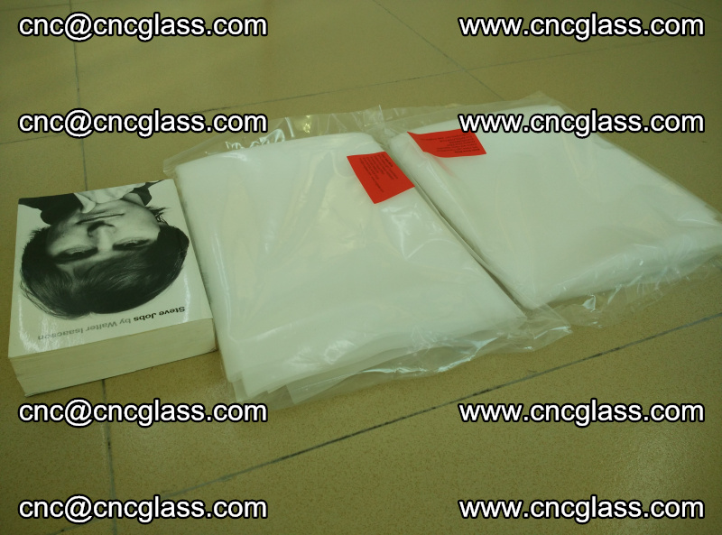 EVA glass laminating interlayer film, arctic snow white (27)