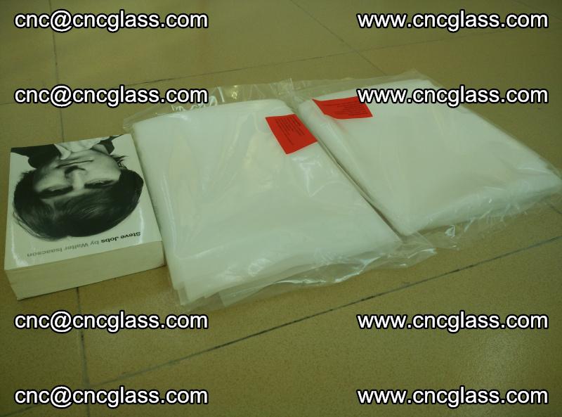 EVA glass laminating interlayer film, arctic snow white (30)