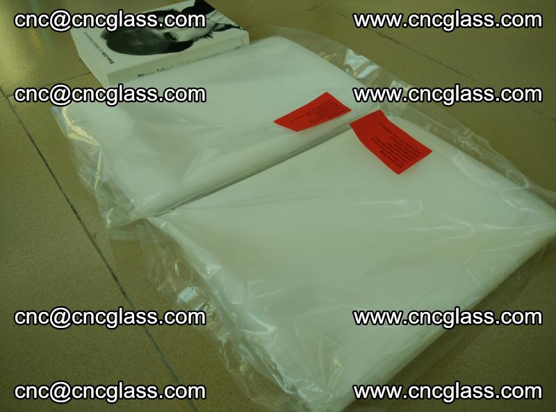 EVA glass laminating interlayer film, arctic snow white (4)