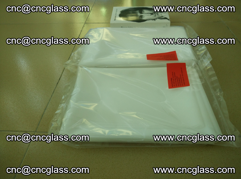 Safety glazing interlayer film, cool jade white eva film (10)