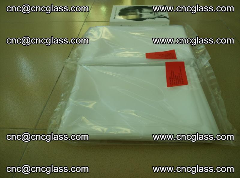 Safety glazing interlayer film, cool jade white eva film (11)