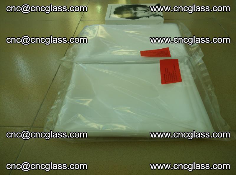 Safety glazing interlayer film, cool jade white eva film (13)