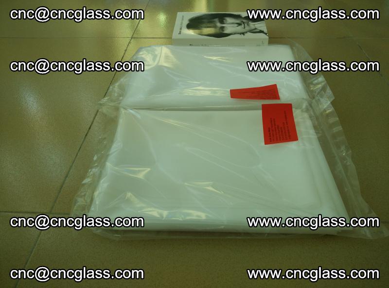 Safety glazing interlayer film, cool jade white eva film (14)