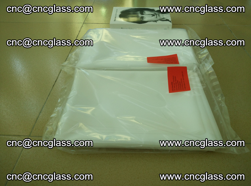 Safety glazing interlayer film, cool jade white eva film (15)
