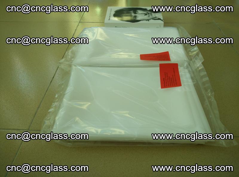Safety glazing interlayer film, cool jade white eva film (16)