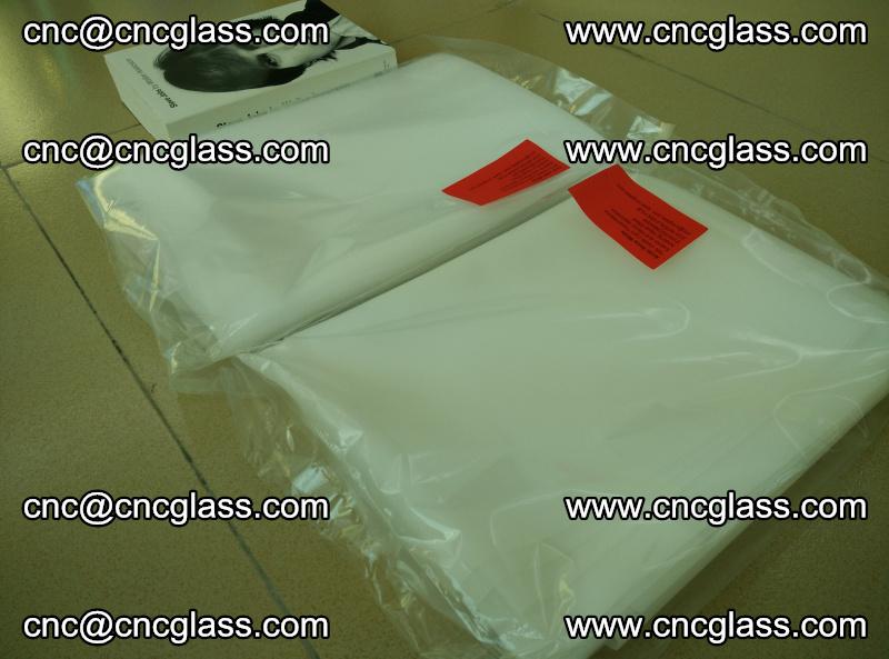 Safety glazing interlayer film, cool jade white eva film (18)