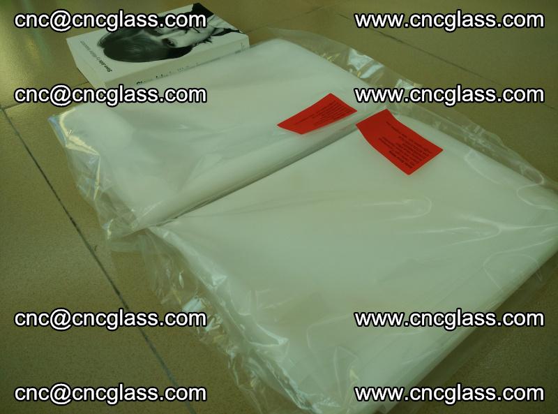 Safety glazing interlayer film, cool jade white eva film (19)