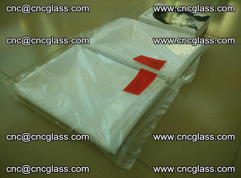 Safety glazing interlayer film, cool jade white eva film (2)