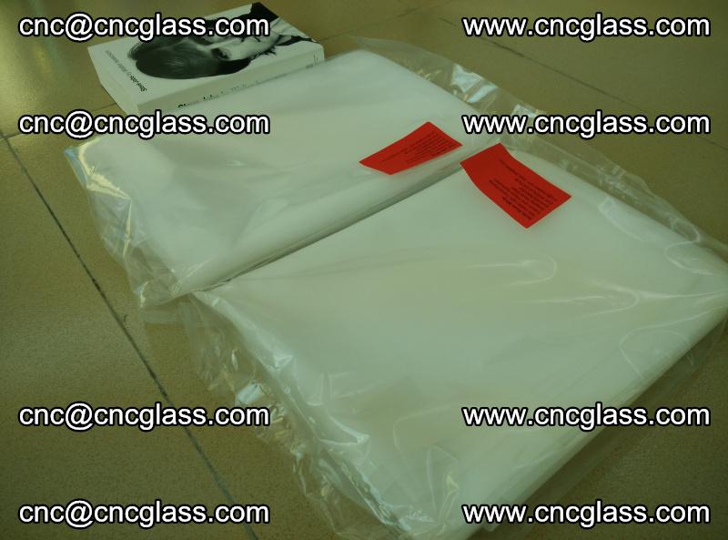 Safety glazing interlayer film, cool jade white eva film (22)