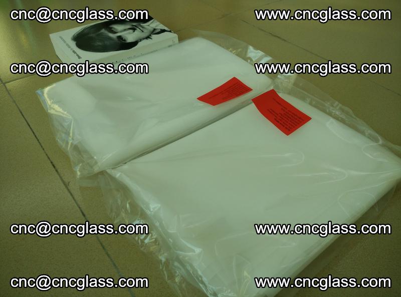 Safety glazing interlayer film, cool jade white eva film (24)