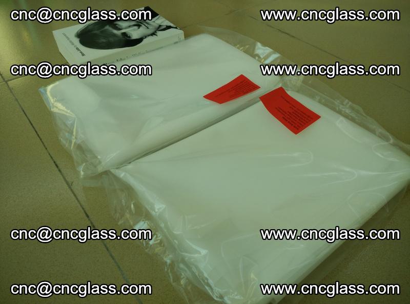 Safety glazing interlayer film, cool jade white eva film (25)