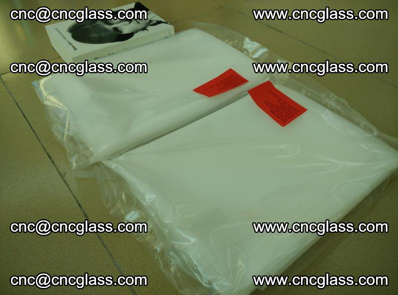 Safety glazing interlayer film, cool jade white eva film (26)