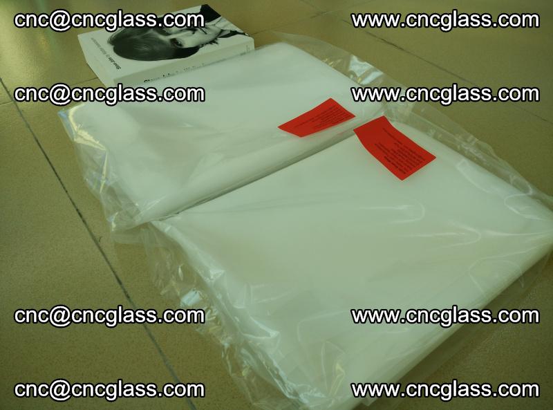 Safety glazing interlayer film, cool jade white eva film (29)