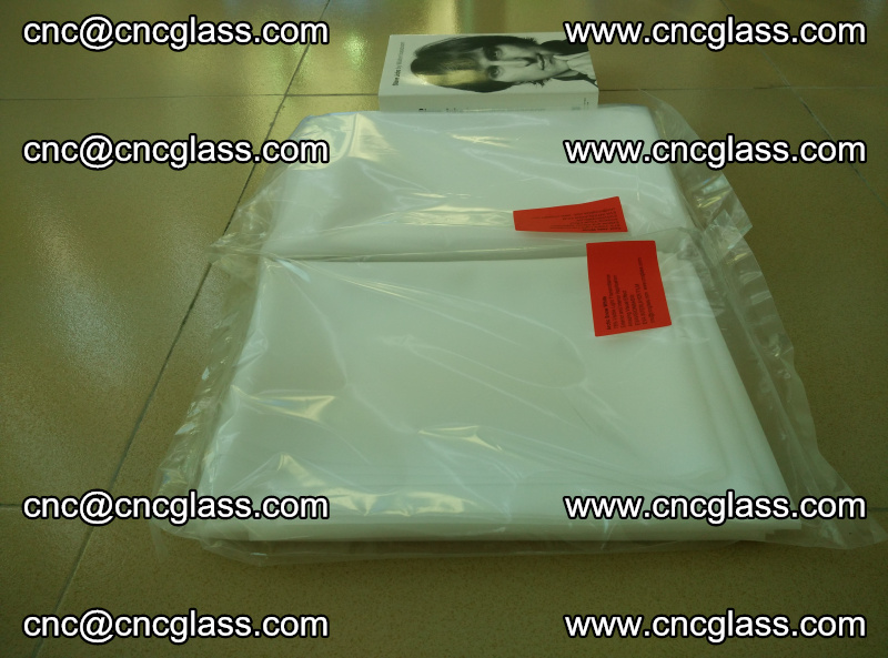 Safety glazing interlayer film, cool jade white eva film (3)