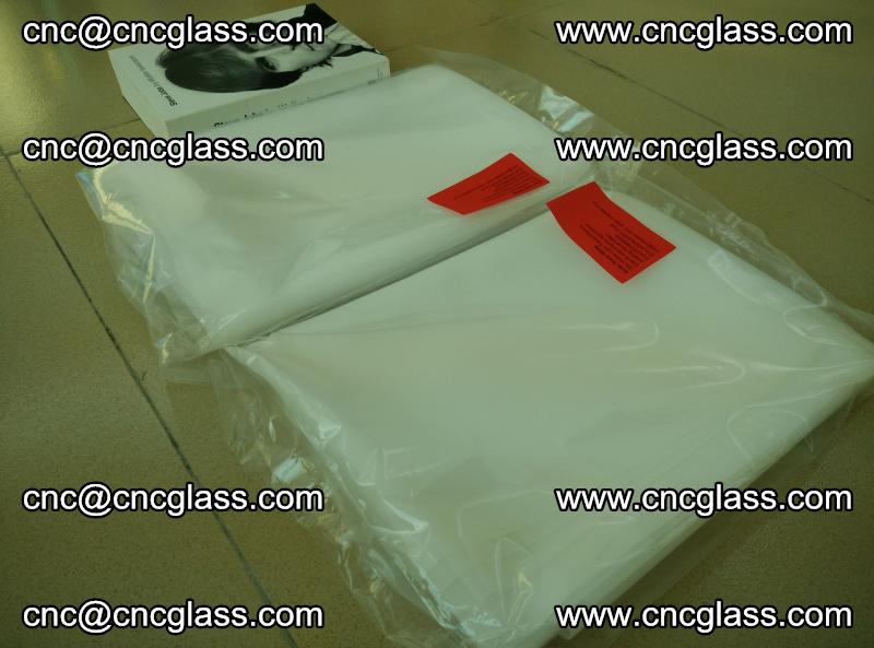 Safety glazing interlayer film, cool jade white eva film (30)