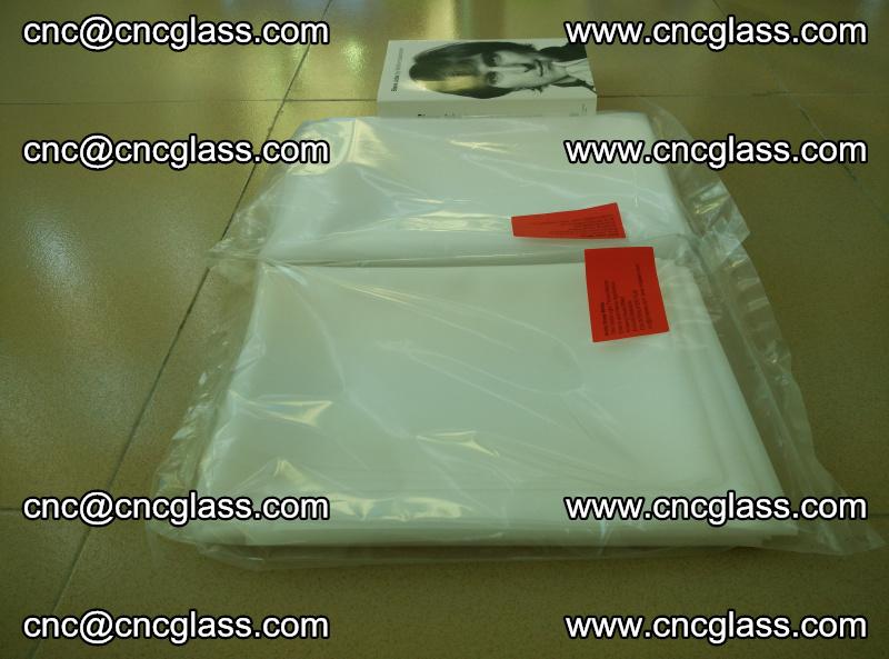 Safety glazing interlayer film, cool jade white eva film (4)