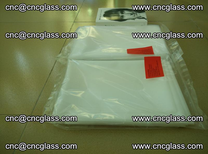 Safety glazing interlayer film, cool jade white eva film (9)