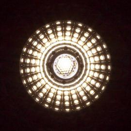 Diamond Crystal Lens