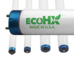 EcoHX™ Plus Tubes T8/T12/T5