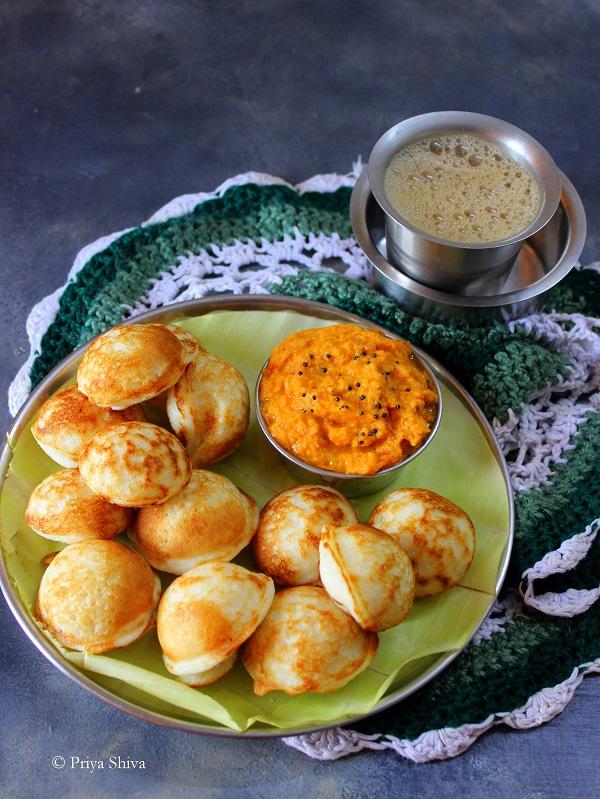 tomato chutney - thakkali chutney