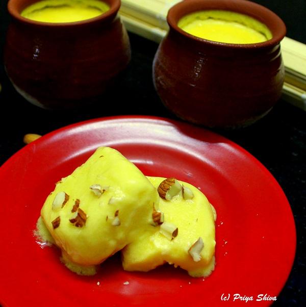 mango matka kulfi