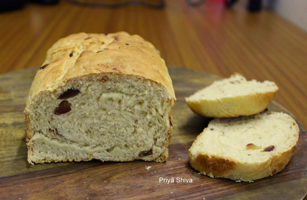 breakfast, bread, baking, eggless, snack, recipe